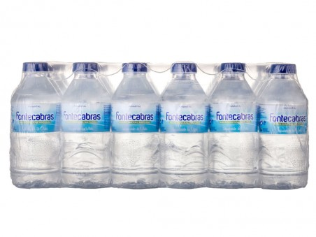 Pack Agua Mineral Natural 0.33L Fontecabras