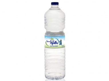 Pack Agua Mineral Natural 1.50L Sierra del Águila