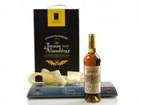 Pack Maridaje Excelente Trenza de Almudévar - Tolosana + Vino de consagrar Almonac de Bodegas Moneva