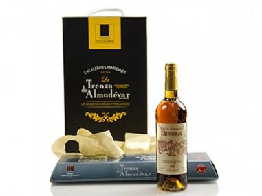 Pacl Maridaje Excelente Trenza de Almudévar + Vino de consagrar Almonac de Bodegas Moneva