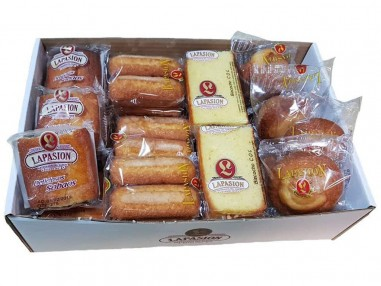 Pack Desayunos: Sobaos, Bizcochos, Magdalenas redondas y largas