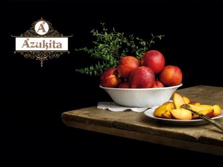 Lote de 6 cestas de Nectarina Amarilla (Azukita)