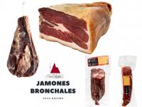 Surtido Lote Triperos - Lomo, Cabezada, Panceta y Jamón DOP Teruel - Jamones Bronchales