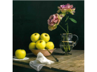 Caja de 6,5kg de Manzanas Golden