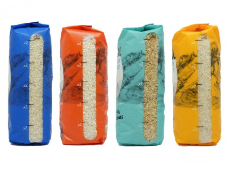 Cesta de variedades de arroz  C´alial - Arroz Brazal