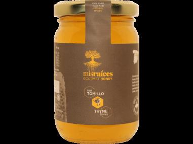 Miel Gourmet de Tomillo - Producida en Teruel - 280GR.