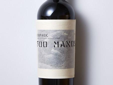 Vino 500 MANOS Limited Edition