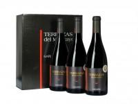 Estuche de vinos Terrazas del Moncayo (3 botellas)