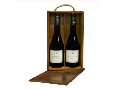 """Vino UN Garnacha """"Blanc De Noir"""" (vino blanco de uvas tintas)"""