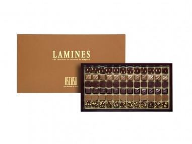 """Caja de bombones """"Lamines"""" Ascaso"""