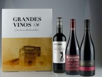 "Estuche Premium ""Cariñenas"" Grandes Vinos (3 botellas)"