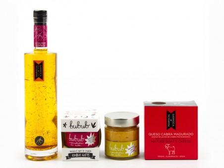 """Regalo gourmet """"Sabores diferentes e innovadores de Aragón"""""""